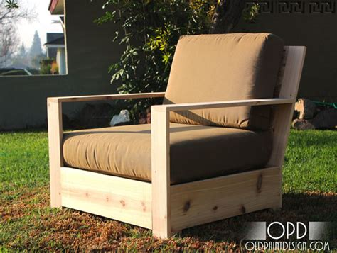 How To Build Lounge Chair by White Bristol Outdoor Lounge Chair Diy Projects