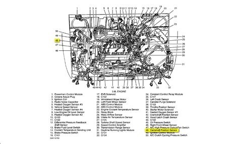 how to change camshaft position sensor on 1995 ford