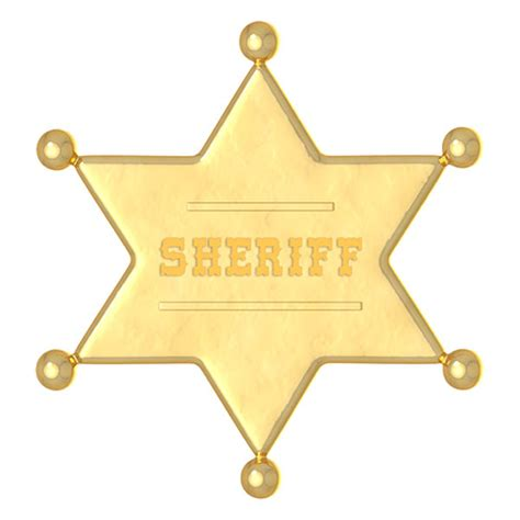 Wall Sticker Material wall sticker sheriff star for children s decoration