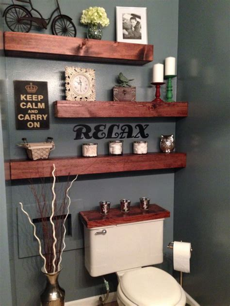 Bathroom Wood Shelves by 20 Cool Bathroom Decor Ideas That You Are Going To