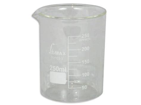 Beaker Glass 250ml beaker glass 250ml