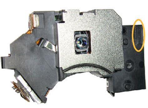 dioda laser ps2 slim slim ps2 disc read errors laser information