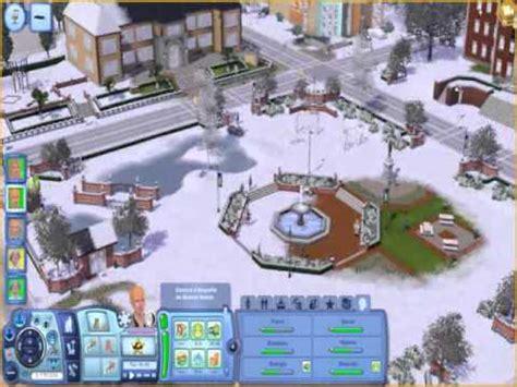 how to uninstall sims 3 seasons the sims 3 seasons snow youtube