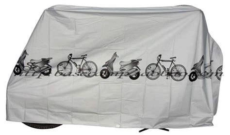 Gembok Motor Matic cover sarung pelindung sepeda dan motor matic gray
