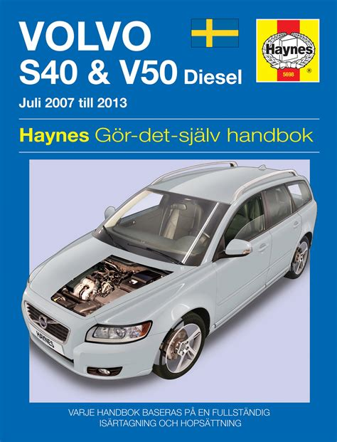 volvo      haynes repair manual svenske utgava haynes publishing