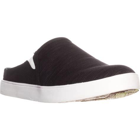 madi comfort dr scholl s madi flat comfort mules black 6 uk ebay