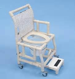 wheelchairs aluminum shower commode chairs pvc