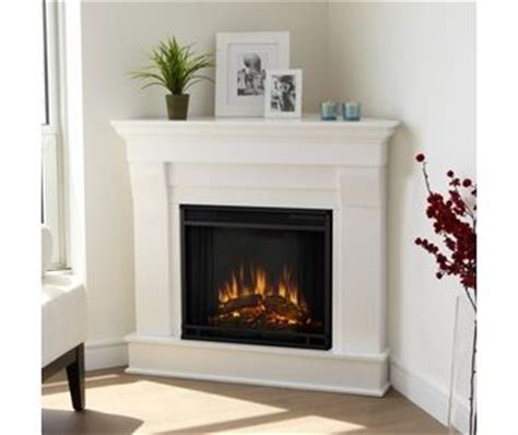 faux corner fireplace diy