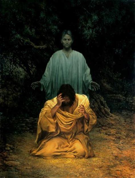 Jesus Garden by Jesus Agony In The Garden