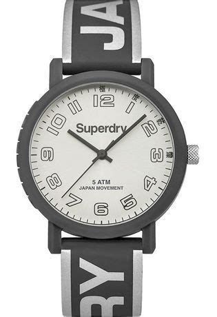 Superdry Floral Syl169up montre superdry femme