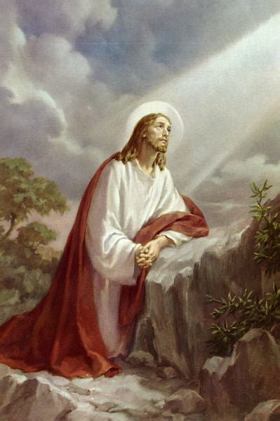 The Agony In The Garden by The Agony In The Garden Everyday With Jesus
