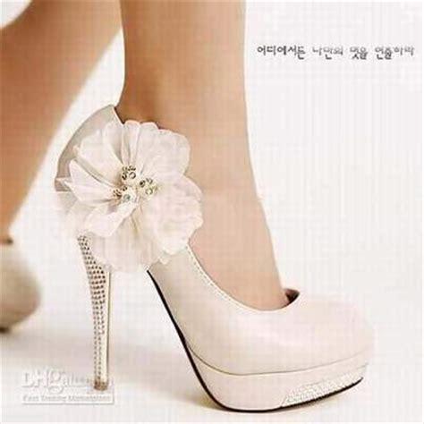 White Wedding Dress Shoes by Chaussures De Mariee Perlato Chaussure De Mariage