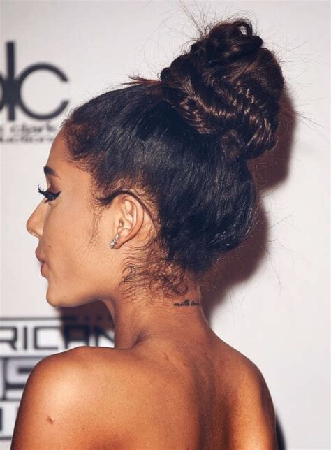 ariana tattoo 10 best ideas about grande on