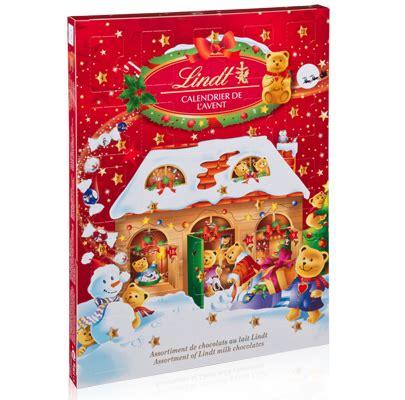 Calendrier De L Avent Chocolat Lindt Calendrier De L Avent Aux Chocolats
