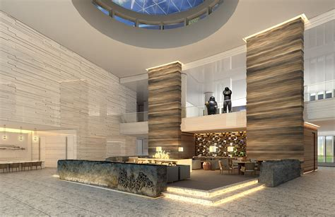 Hotel Lobby Design with 6 Ways Hotel Lobbies Teach Us About Interior Design