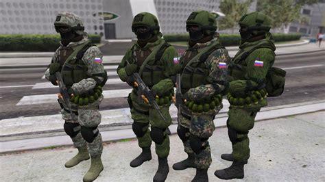 russian military russian army gta5 mods com