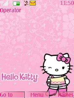 hello kitty mobile themes download hello kitty nokia theme mobile toones