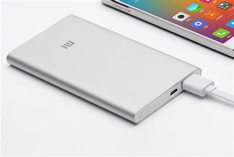 Powerbank Xiaomi Slim 138000mah nouveau xiaomi powerbank 5000mah xiaomi
