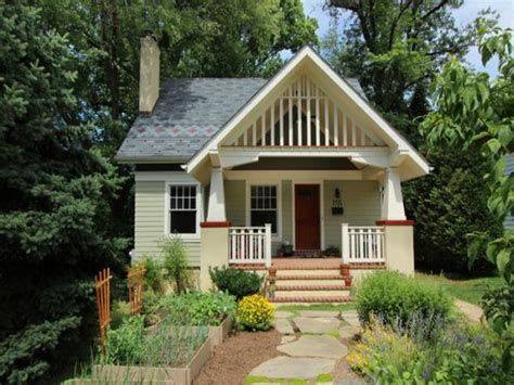 Small Cottage Style Homes | ideas for ranch style homes front porch small craftsman