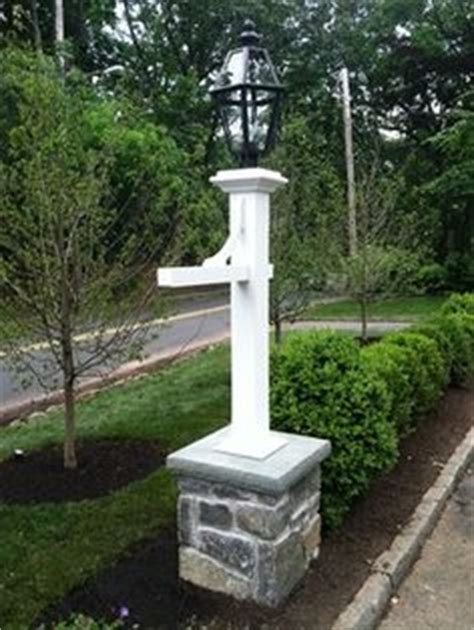 solar light posts for driveways 1000 images about outdoor on house numbers