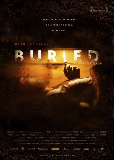 Watch Buried 2010 The Buried Poster Stuck In A Coffin With Ryan Reynolds