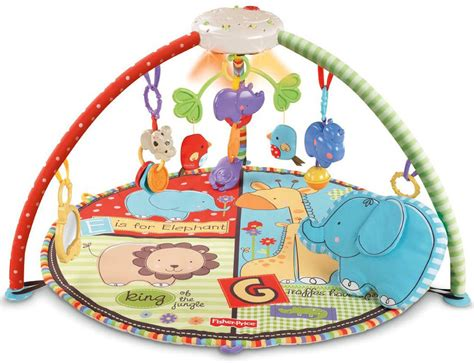 Fisher Price Musical Activity Play Mat by Fisher Price U Zoo Musical Activity Deluxe