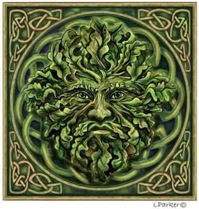 celtic green man celtic 1 pinterest