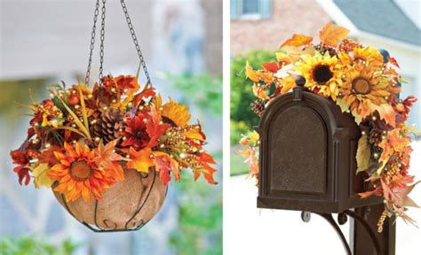 fall decorations for outside the home 18 fascinating outdoor fall decorations that you shouldn t