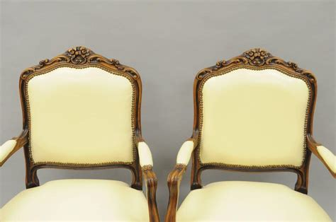Living Room L Pair Pair Of Country Louis Xv Style Living Room Italian
