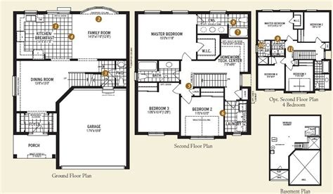 mattamy homes floor plans luxury mattamy home plans home