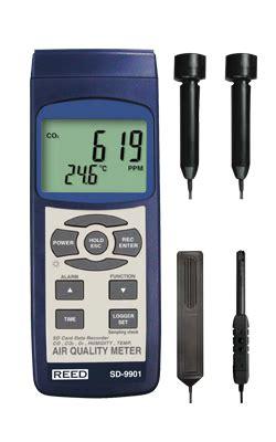 Alat Pengukur Tingkat Pencahayaan Ruangan Meter air quality meter alat ukur kualitas udara alat ukur