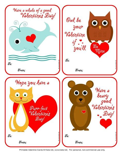 valentines cards to print s card templates valentines day card 5