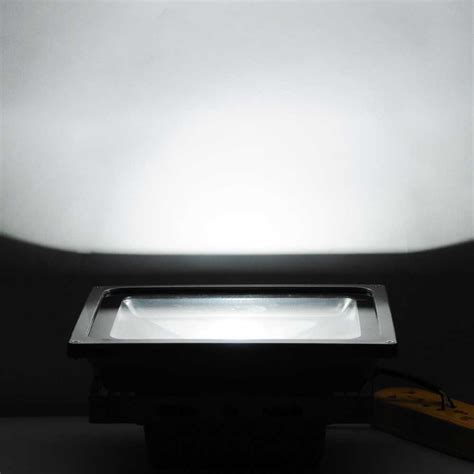 50w Led Flood Light Cool Warm White Outdoor Landscape 85 Warm White Led Outdoor Lights