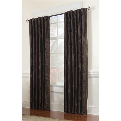 allen roth curtains shop allen roth belleville 84 in l room darkening