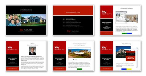 Keller Williams Powerpoint Template For Individual Agent Bestlistingpresentation Com