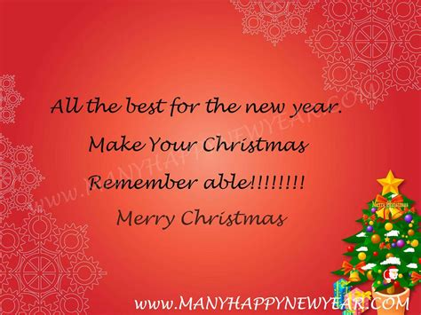 merry christmas and happy new year messages merry