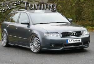 Audi A4 B6 Styling Ingo Noak Audi A4 8e B6 Avant Bodykit Frontspoiler