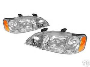 1999 Acura Tl Headlight Bulb Replacement 1999 2001 Oem Type Headlights Acura Tl