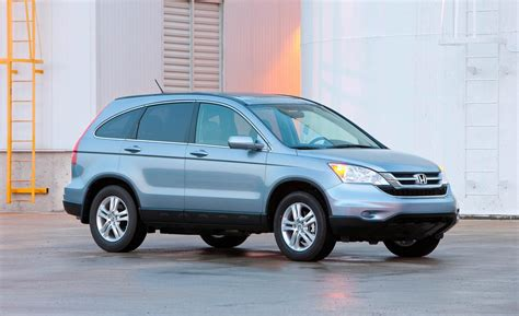 2011 honda cr v car and driver