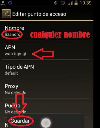 tutorial de como tener internet gratis en el celular como configurar el open vpn tener internet gratis tigo gt