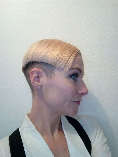 hairstyle the ugly hair 1493 best cut off images on pinterest buzz cuts hair