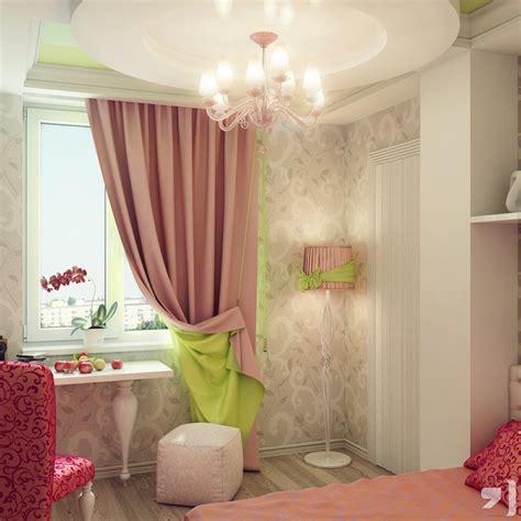 pink and green bedroom decor interiordecodir com