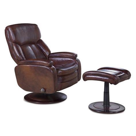 barcalounger recliner with ottoman barcalounger stellar ii recliner with ottoman