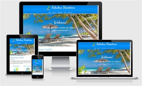Welcome To Templates In Time Expression Web 4 Responsive Templates