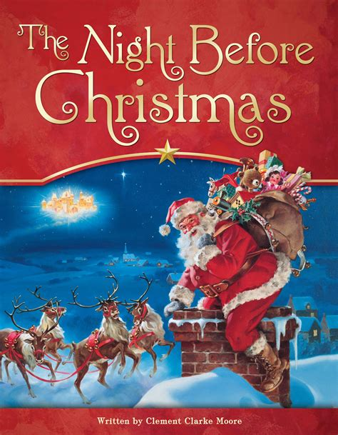 the night before christmas book cover throwback the night before christmas raven oak