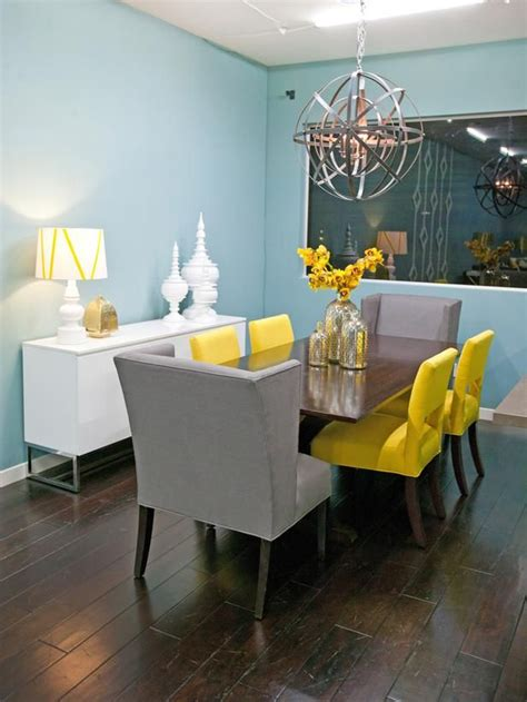 Yellow Dining Room Color Ideas 25 Best Ideas About Yellow Dining Room On