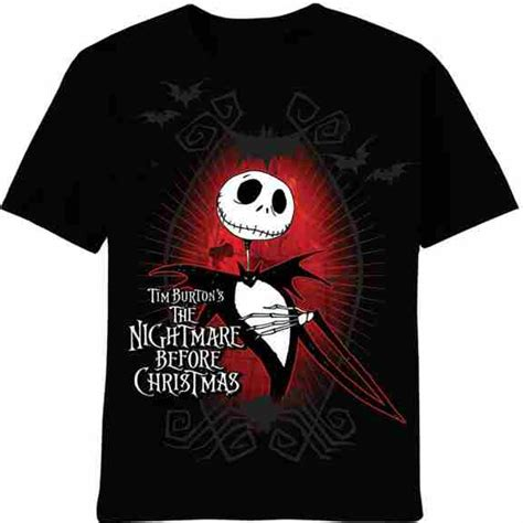 the nightmare before merch nightmare before shirts decorating