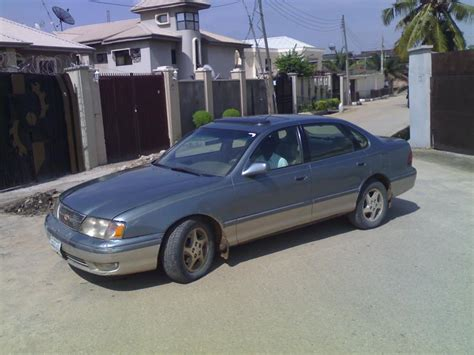 1998 Toyota Avalon For Sale Registered 1998 Toyota Avalon For Sale Price 600k Only
