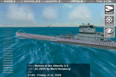 u boat simulator ipad wota wolves of the atlantic upcoming u boat simulation