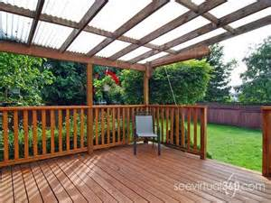 best 25 covered decks ideas on deck covered